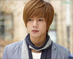 Kim Hyun Joong 김현중 ♡ as Yoon Ji Hoo ♡ Boys Over Flowers ♡ Kdrama ♡ Kpop ♡ Boys Over Flowers, Boys Before Flowers, Short Straight Hair, Straight Hairstyles, Medium Hairstyles, Asian Actors, Korean Actors, Korean Dramas, Kim Joon Hyun