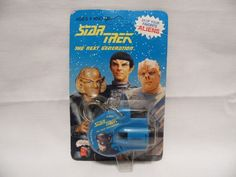 STAR TREK The Next Generation Key Chain Click Viewer ALIEN RACES Discontinued  #ParamountPictures