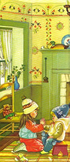 """""""Prayers for a Small Child"""" illustrated by Eloise Wilkin, 1984 (https://www.etsy.com/listing/150843006/prayers-for-a-small-child?ref=shop_home_active)"""