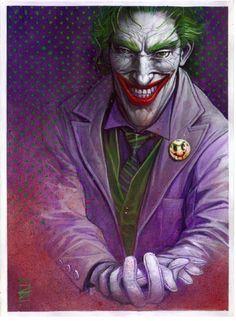 The Joker by Eddy Newell