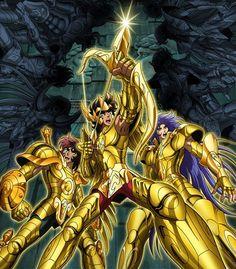 cavaleiros do zodiaco 10