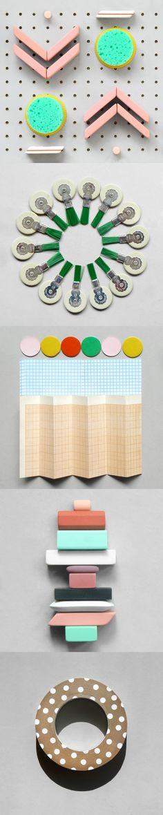 Present & Correct's Stationary Compositions Tumblr is amazing! http://stationery-compositions.tumblr.com/