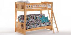 Assembly Instructions of Cinnamon Futon Bunk Bed http://how2assemble.com/assembly-instructions-cinnamon-futon-bunk-bed/