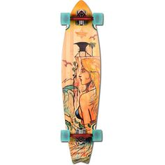 The Dusters Crusher Bamboo 38 longboard comes ready to shred the hills, streets, and sidewalks. With big, soft 65mm Duster wheels and custom Slant inverted trucks you will be crusin' in style. This Crusher Bamboo complete is built with a bamboo veneers co