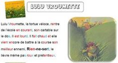 Lecture - Harmos - (page - Maîkresse d'appui Father, Album, Reading, Images, Turtle, 1st Grades, Searching, Color, Word Reading