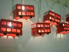 London Bus Lights - £17.00