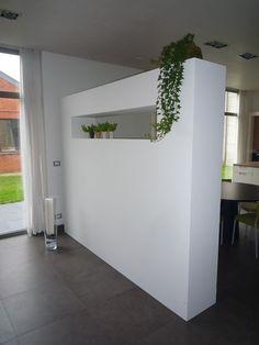 Mobiele MDF wand - - Losse meubels - Maatwerk, keuken, kasten,wandafwerking, interieur