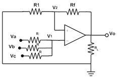 Non-Inverting #AmplifierCircuit can also be constructed, using the non-inverting amplifier configuration.
