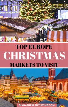 A guide to the best Christmas markets in Europe to visit. Christmas Markets in Europe are magical and are the ultimate time for a festive city break Bruges Christmas Market, German Christmas Markets, Christmas Markets Europe, Christmas Travel, Holiday Travel, Christmas Events, Christmas Trips, Holiday Trip, Christmas Vacation