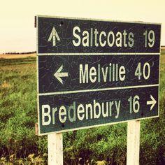 #Saskatchewan #RoadSigns