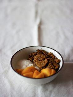 sweet potato + coconut pudding // vegan, gluten-free, soy-free (+ nut-free option)