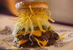 Taste the Big Tex at Guy's Burger on Carnival Triumph. @e1464