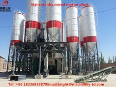 Automatic dry mixed mortar from made in china   The machine can product 21 mortar , if you are interested in machine please contact olivia@machinery-td.com  and wechat:13164301879