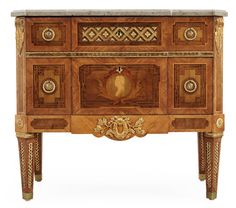 ** A Gustavian commode by Gottlieb Iwersson, signed and dated 1783. sk2572500