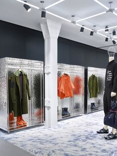 Kenzo's revamped Milan store focuses on the evolution of the brand - News - Frameweb