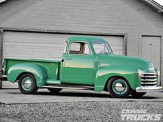 1951 Chevy 3100 - Hot Rod Network