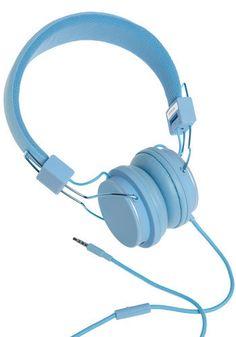 Light blue headphones (Mod Cloth)