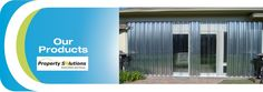 In Florida every household should have #StormPanels or #HurricanePanels.  For affordable and effective storm protection products, visit @ http://www.prostormprotection.com/