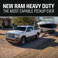 Get it all with the new Ram HD. New Ram