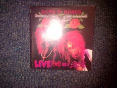 Guns n' Roses, Live ?!*@ Like A Suicide,Extremely Rare South Africa Press CD #HardRock