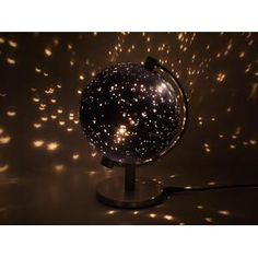 Stellanova Sky Illuminated Globe Use this idea for other DIY night light projects