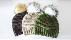 Exceptional Stitches Make a Crochet Hat Ideas. Extraordinary Stitches Make a Crochet Hat Ideas. Crochet Diy, Crochet Gifts, Crochet Hooks, Chunky Crochet, Crochet Blankets, Chunky Knitting Patterns, Crochet Patterns, Crochet Beanie, Knitted Hats