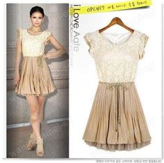 New 2012 spring summer new womens Court style Retro Lace Sleeveless vest dress on AliExpress.com. $12.99