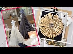 Folded Book Pages. Folded Book Pages. Christmas Decorating Ideas Adding old books to your decor can bring a warm and inviting feel to your Christmas decorating scheme by adding a Recycled Christmas Tree, Book Christmas Tree, Diy Christmas Garland, Christmas Crafts, Christmas Decorations, Christmas Wrapping, Tree Decorations, Christmas Ideas, Book Page Garland
