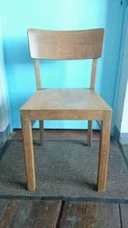 2 schöne alte Holzstühle in Baden-Württemberg - Fellbach | Stühle gebraucht kaufen | eBay Kleinanzeigen