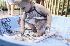 Wenn du ein Kind hast, bist du dankbar für jeden Trick, der dir das Leben erleichtert! Lifehacks, Baby Rocker, Baby Games, Baby Kind, Montessori, Parents, Tricks, Activities For Kids, Kindergarten