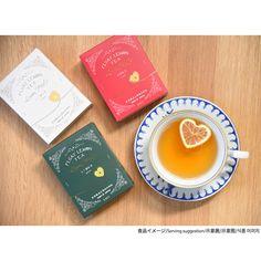 JAPANSQUARE.com - Float Lemon Tea Lemon Heart, Tsukigase (White)