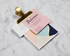 Creative Print, Palomar, Branding, Receipt, and Identity image ideas & inspiration on Designspiration Id Card Design, Menu Design, Business Card Design, Print Design, Logo Design, Creative Business, Design Design, Modern Design, Design Ideas
