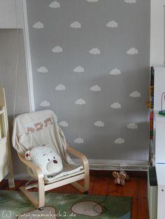 Kinderzimmer gestalten grau