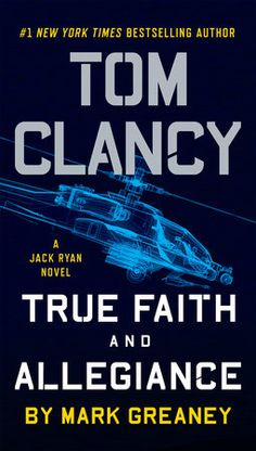 Tom Clancy Books, Used Books, My Books, Online Textbook, Science Textbook, Digital Textbooks, Adventure Novels, True Faith, Allegiant