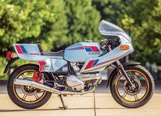 1980 Ducati Pantah 500SL