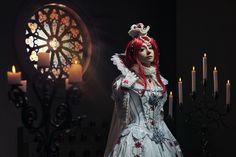 TRINITY BLOOD: Queen of Albion by Mirum-Numenis.deviantart.com on @DeviantArt