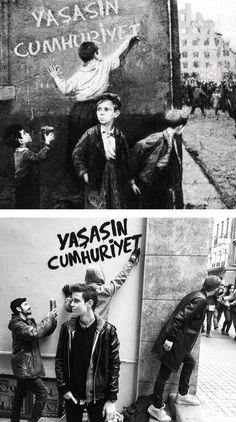 Yaşasın Cumhuriyet.  #sözler #anlamlısözler #güzelsözler #manalısözler #özlüsözler #alıntı #alıntılar #alıntıdır #alıntısözler