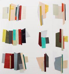 Les expérimentations textiles d'Anna Duthie