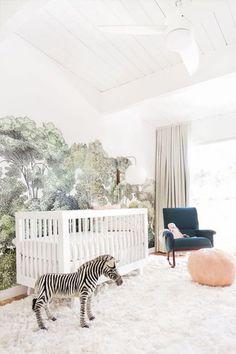 Een babykamer in jungle stijl, industriële stijl, colorblocking en nog veel meer met de babykamer trends van 2018! Lees het volledige artikel voor de babykamer trends en leuke tips!