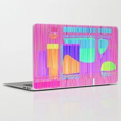 Re-Created  Building Blocks VII Laptop & iPad Skin by Robert S. Lee - $30.00