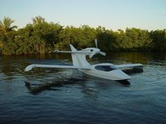 Seawind 3000 Amphibious Sea Plane