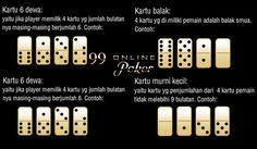 Domino QQ : 99onlinepoker adalah Domino QQ Online Indonesia Yang Terpopuler saat ini, Hanya Dengan Minimal Deposit 10 Rb , Sudah Dapat Main 4 Permainan Nya