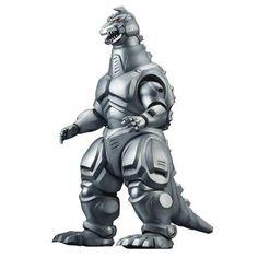Godzilla Kaiju Mechagodzilla 2002 SOS Figure 12 Inch Previews Exclusive X-Plus