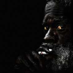 500px / Untitled photo by Lee Jeffries