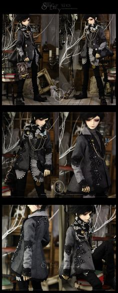 Love outfits by Sweeney! <3 #bjd