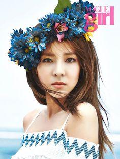 Sandara Park -Vogue Girl