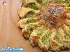 Il girasole alle zucchine è una torta salata che, oltre ad essere molto bella scenograficamente, è anche molto buona.