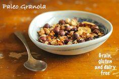 Paleo Granola – grai
