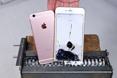 Paper Shredder vs iPhone 6S - Can You Shred an iPhone? #* #CanYouShredaniPhone6S #EverythingApplePro #iPhone6 #iPhone6S #iPhone6SvsShredder #PaperShredder #ShreddingiPhone6S #video Don't Put Your iPhone 6S Into a Shredder! Paper Shredder vs iPhone 6S Test, 6 Plus & S6 Edge. Warning: BRUTAL CARNAGE. ...