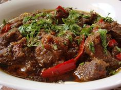 Learn how to cook/make Beef Karahi. Recipe of Beef Karahi with ingredients and cooking instruction. Halal Recipes, Easy Meat Recipes, Lamb Recipes, Indian Food Recipes, Asian Recipes, Cooking Recipes, Curry Recipes, Chicken Recipes, Delicious Recipes